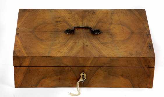 Cherry wood box to 1860 - photo 1