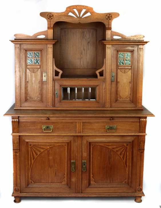 Art Nouveau Buffet from around 1900 - photo 1
