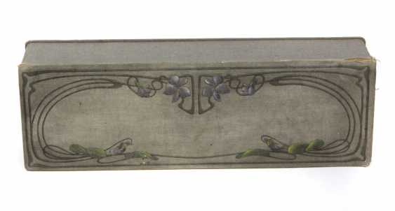 Art Nouveau casket 1900 - photo 1