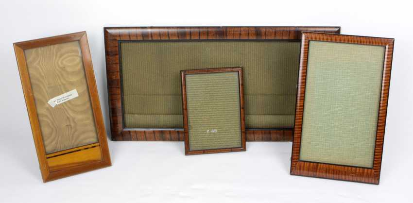 4 picture frame around 1900 - photo 1