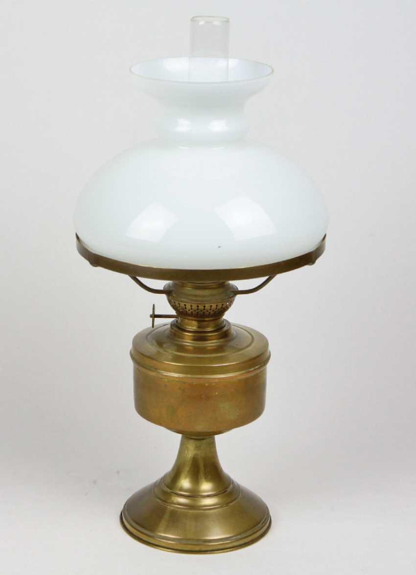 Kerosene lamp around 1910 - photo 1