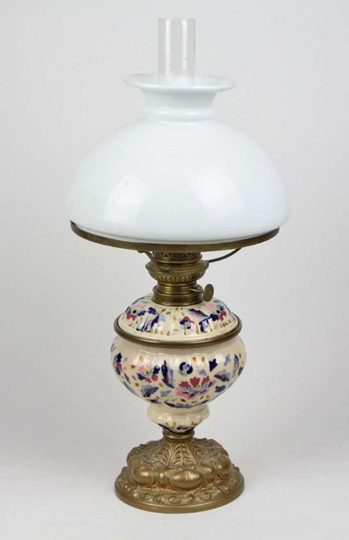 Kerosene lamp 1880 - photo 1
