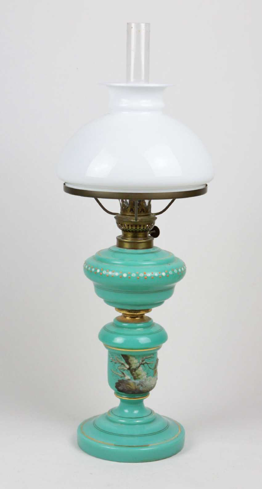 Kerosene lamp 1880 - photo 1