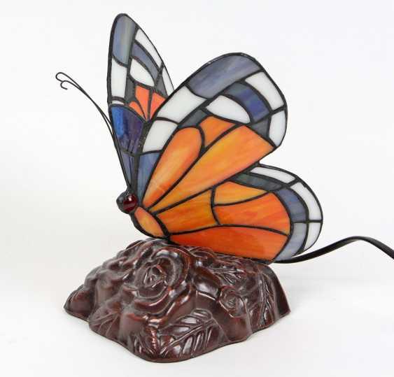 Настольная Лампа Бабочка