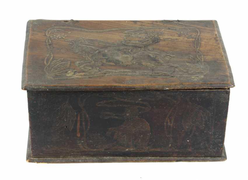 Art Nouveau casket 1900 - photo 1