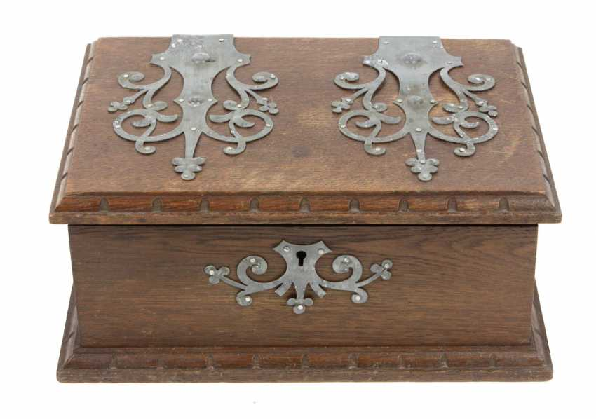 Art Nouveau casket around 1900/10 - photo 1