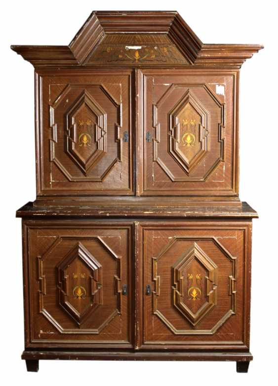 Essay sideboard in Baroque style, around 1910 - photo 1