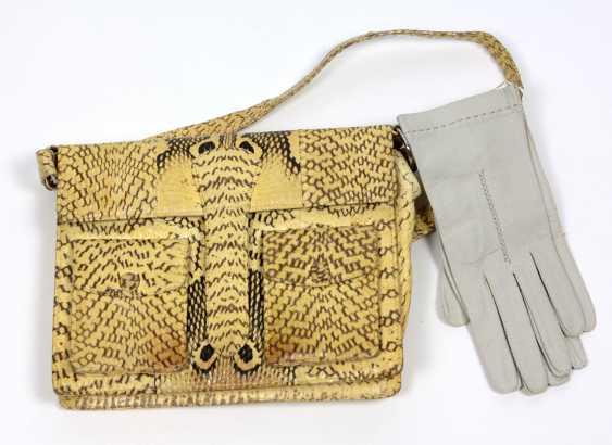 Ladies handbag, etc - photo 1