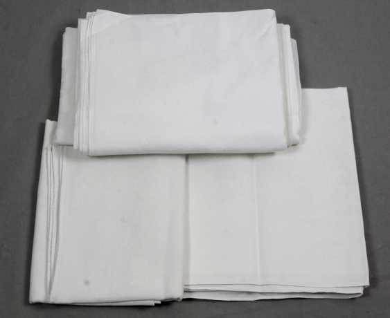 The post table linen around 1920, u. sp. - photo 1