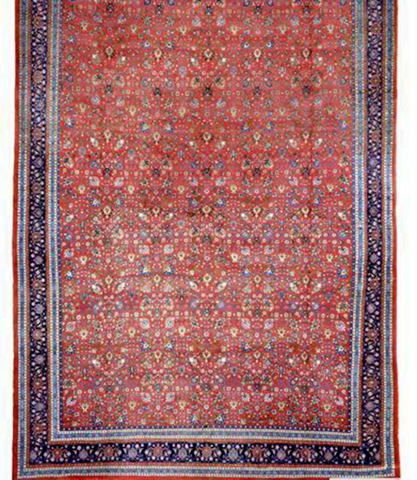 большой персидский ковер Täbriz