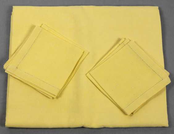 Linen Table Set - photo 1