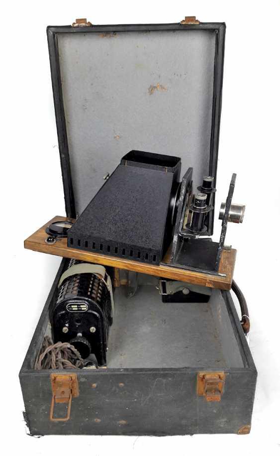 Filmosto film projector VB 250 in the case - photo 1