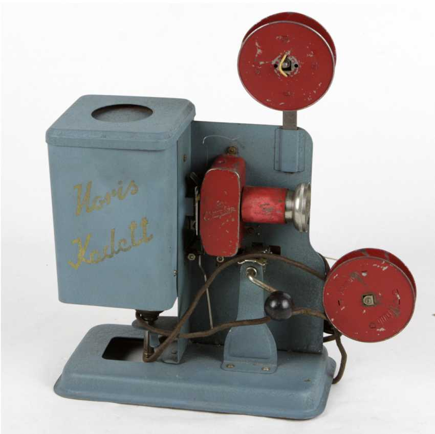 Film projection device - photo 1