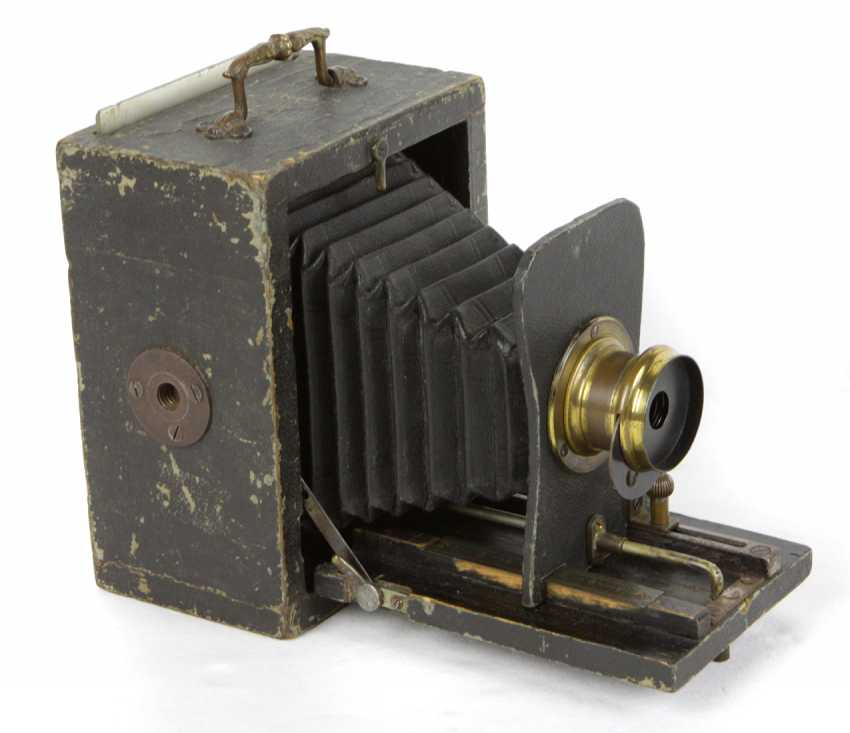 Bellows camera  - photo 1