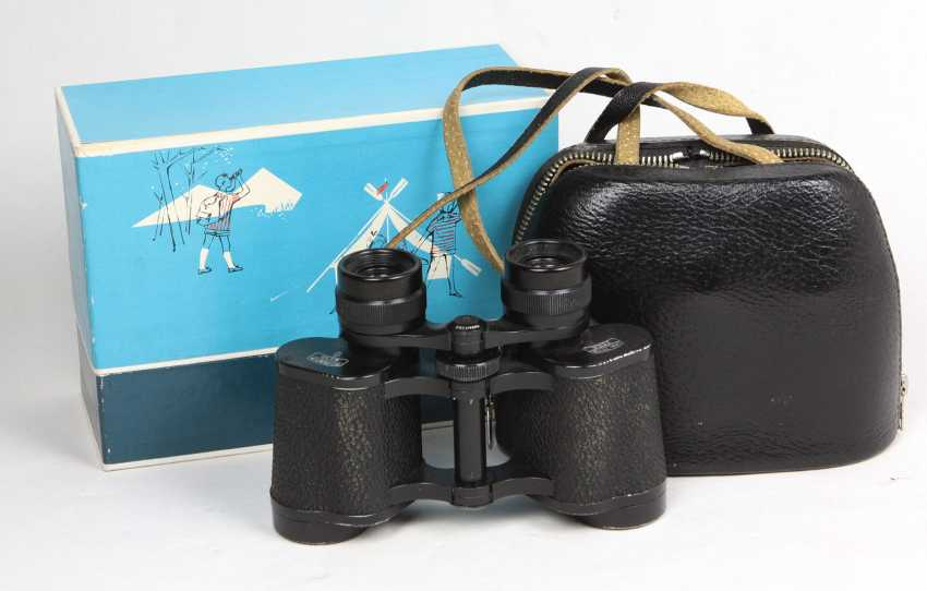 Binoculars *Deltrintem 8 x 30* Carl Zeiss Jena - photo 1