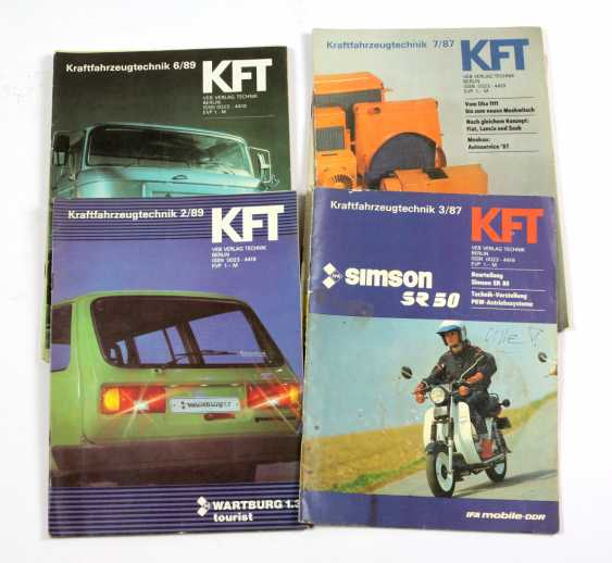 Post Magazines KFZtechnik - photo 1