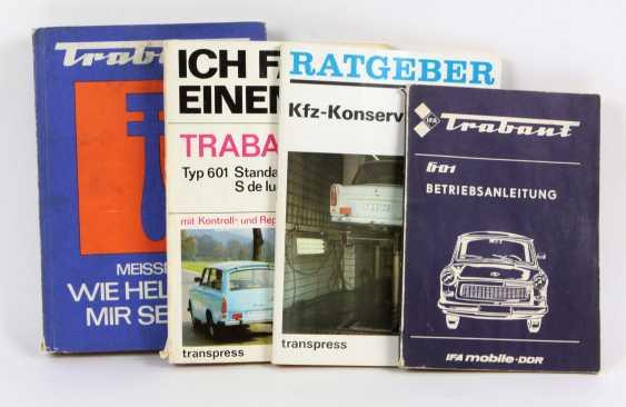 The Post Trabant - Books - photo 1