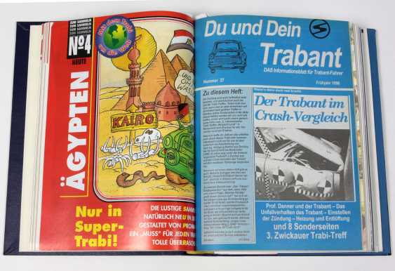 Super Trabi. Journal 1-13  - photo 1