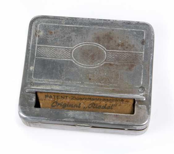 Cigarette Making Machine Original Riedal - photo 1