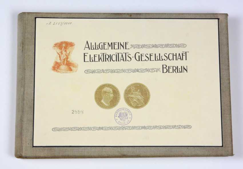 Allgemeine Elektricitäts - Gesellschaft Berlin - photo 1