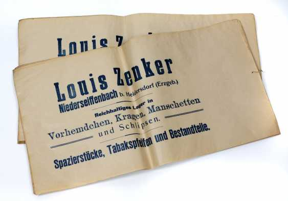 25 Bags *Promotional Louis Zenker* - photo 1