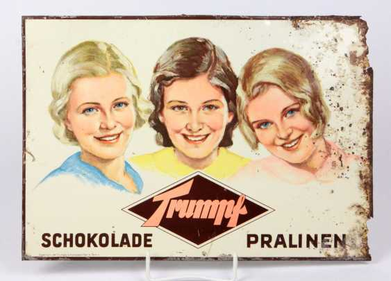 Advertising Sign *Trump* - photo 1