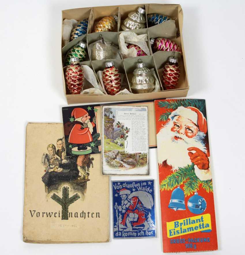 The post Christmas around 1920 - photo 1