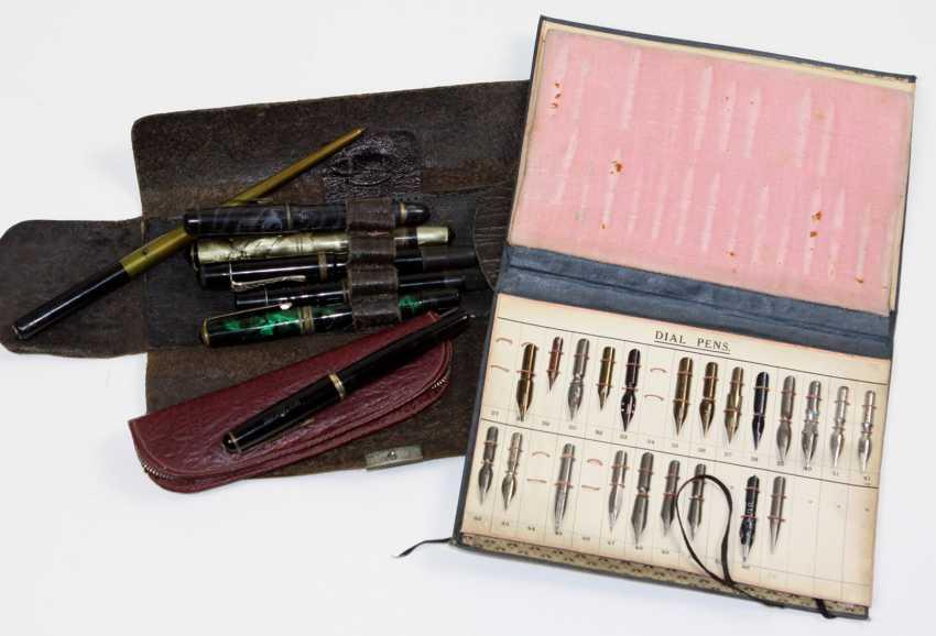 The post fountain pen & spring catalog - photo 1