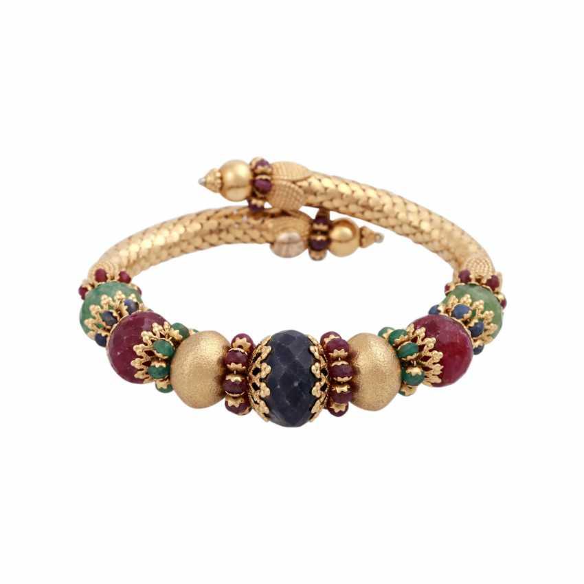 Bracelet avec à facettes, Perles, - photo 1