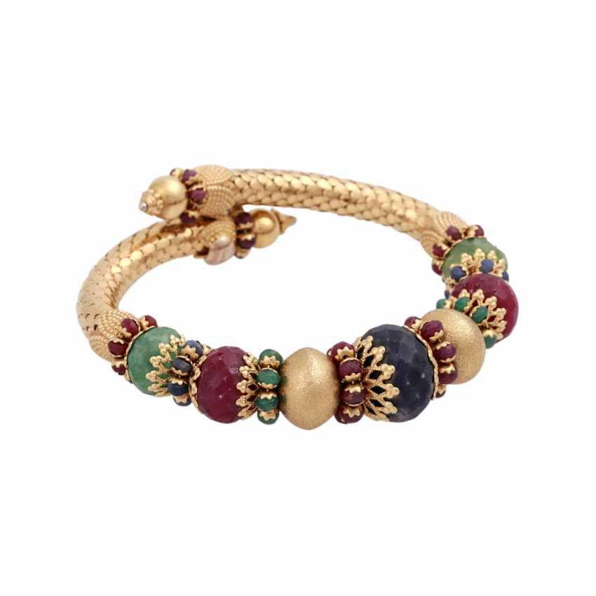 Bracelet avec à facettes, Perles, - photo 2