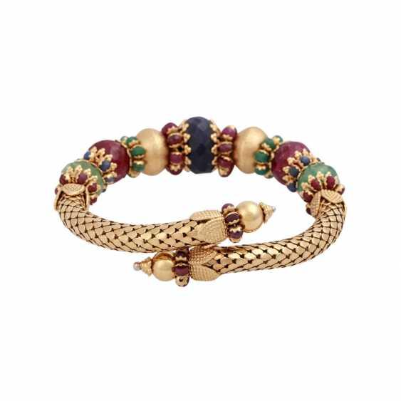 Bracelet avec à facettes, Perles, - photo 3