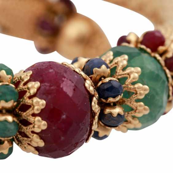 Bracelet avec à facettes, Perles, - photo 6