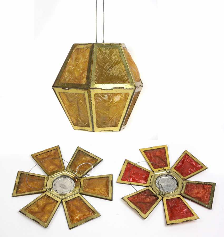 3 Lantern / Folding Lanterns - photo 1