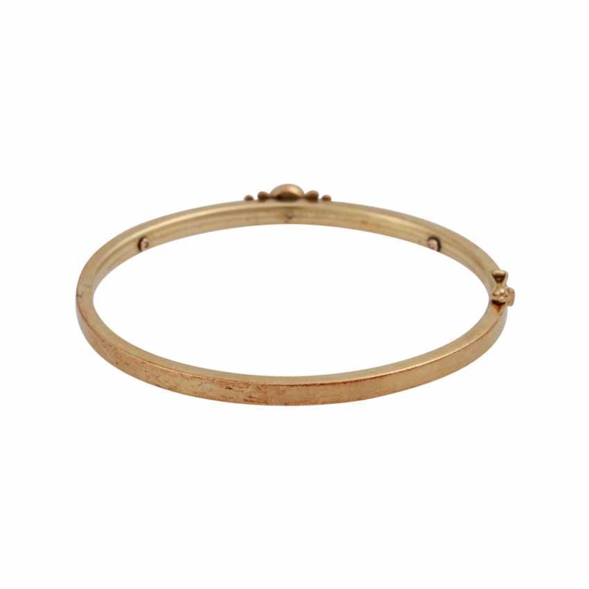 Bracelet avec Diamantrose environ 0,15 ct, - photo 3