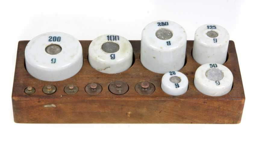 complete weight set - photo 1