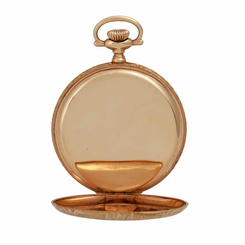 HAMPDEN Watch & co. pocket watch, USA (North Canton, Ohio) approx. 1880/1900. - photo 4