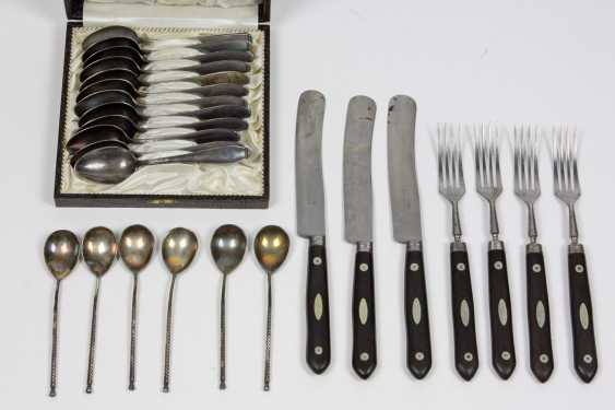 Items, Cutlery items, around 1900 - photo 1