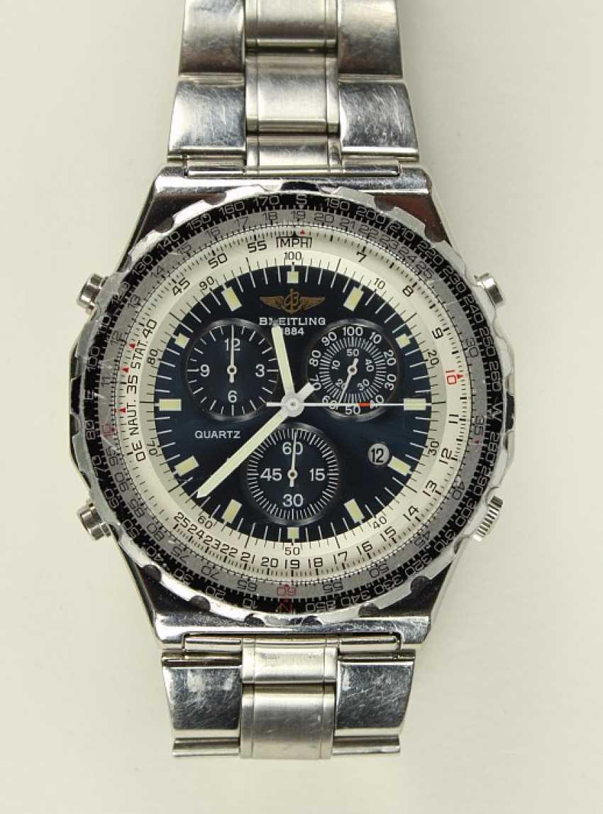 Men's Wristwatch, Breitling, - photo 1