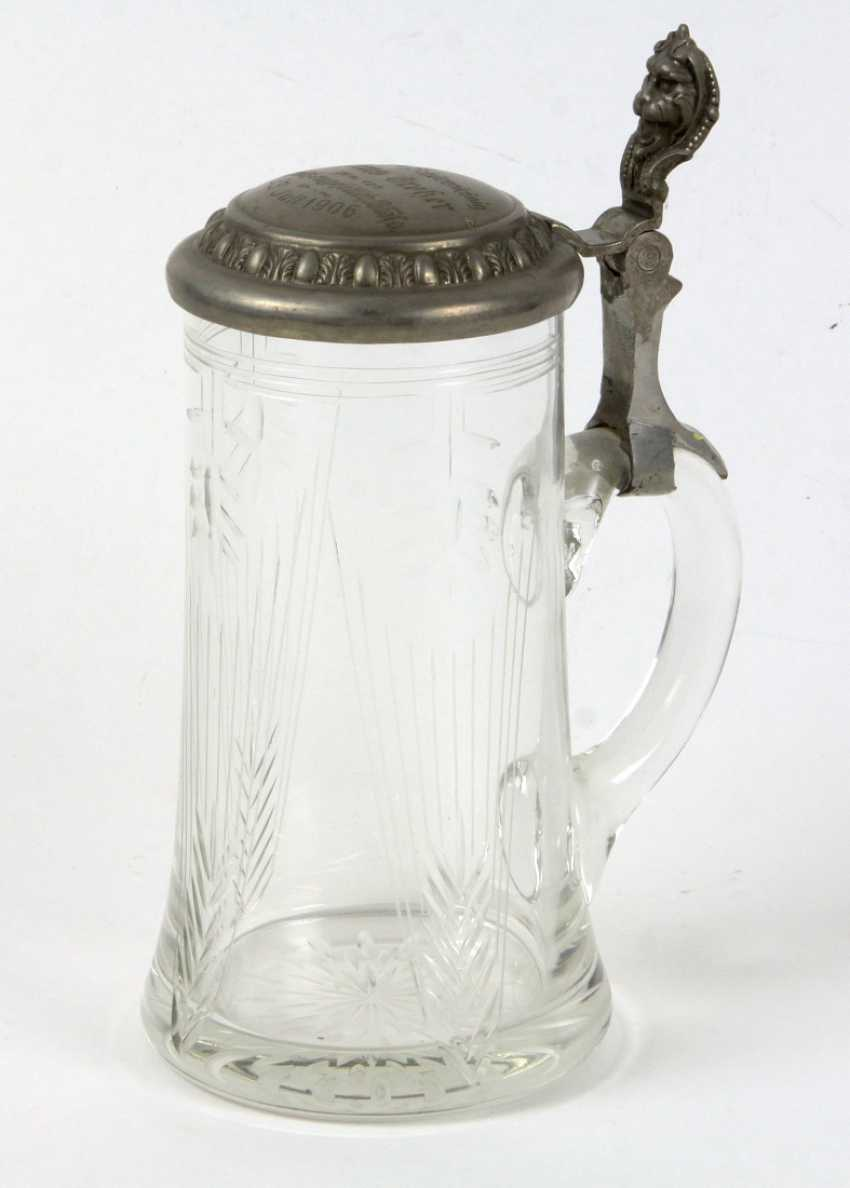 Pitcher Glösa In 1906 To Protect - photo 1