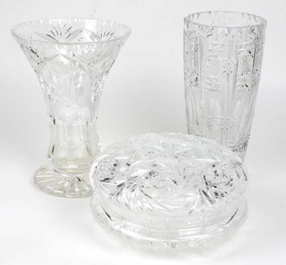 Post Crystal Glass - photo 1