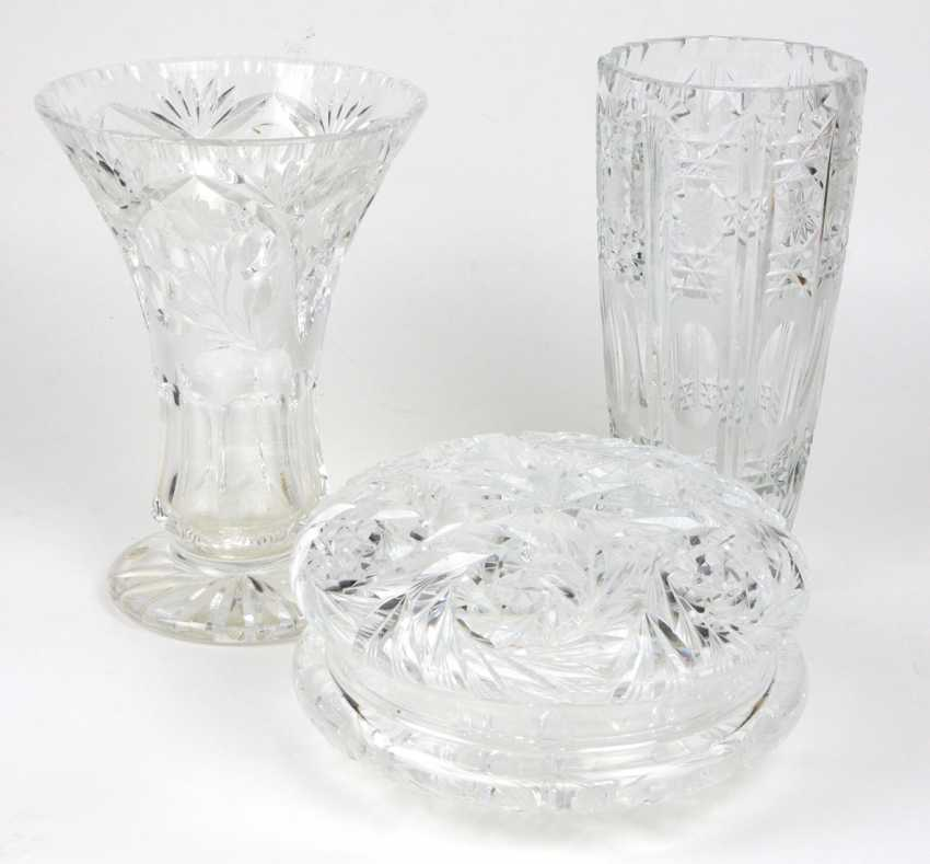 Post Crystal Glass - photo 1
