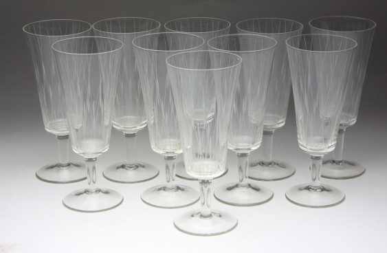 Set Of Champagne Flutes - photo 1