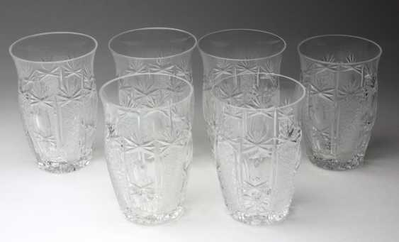 Set Of Beakers *Paris Cut* - photo 1