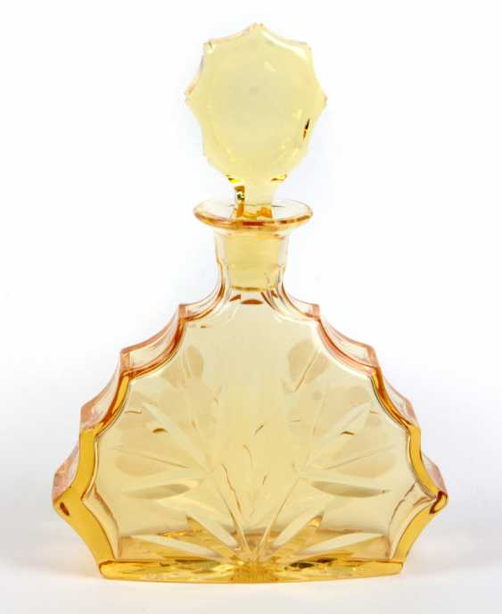 Art Deco perfume bottle 1930s - photo 1