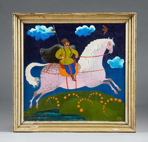 Paintings By Kuban Cossack. - photo 1