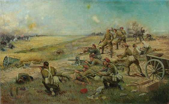 Large Painting, - photo 1
