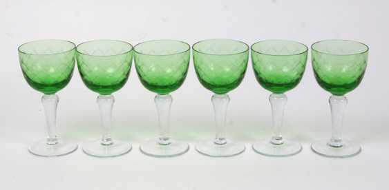 Set Of Wine Goblets - photo 1