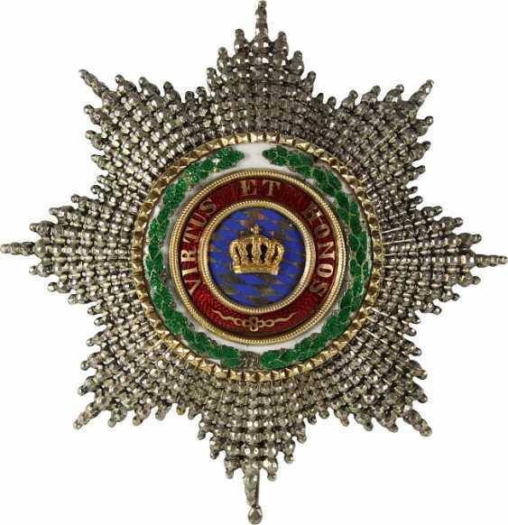 Merit of the Bavarian crown order, - photo 1