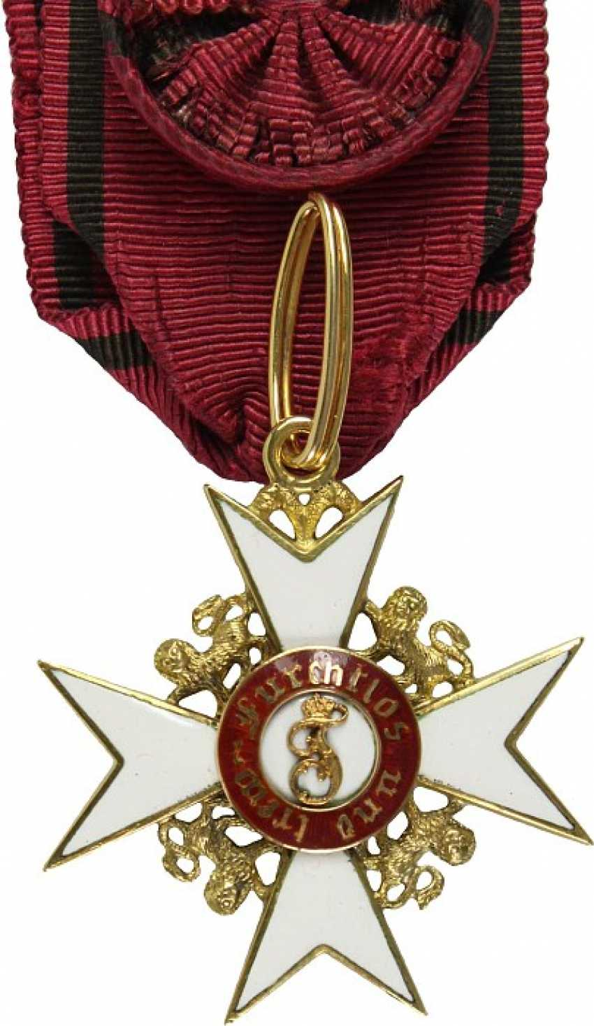 Order of the Württemberg crown, - photo 1