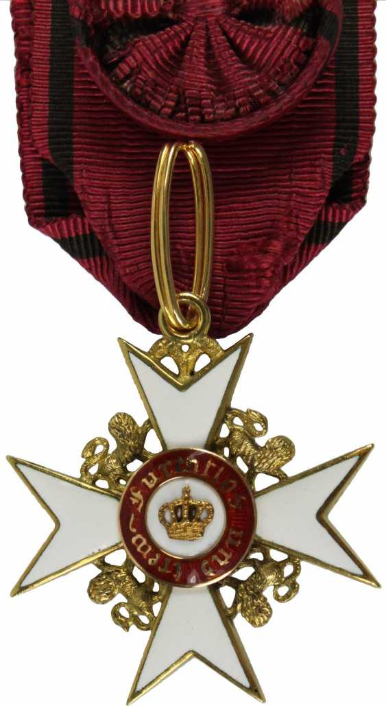 Order of the Württemberg crown, - photo 2